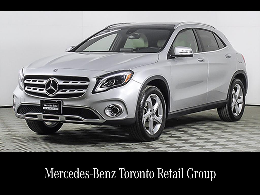 dc647a40d6 Certified Pre-Owned 2018 Mercedes-Benz GLA GLA250