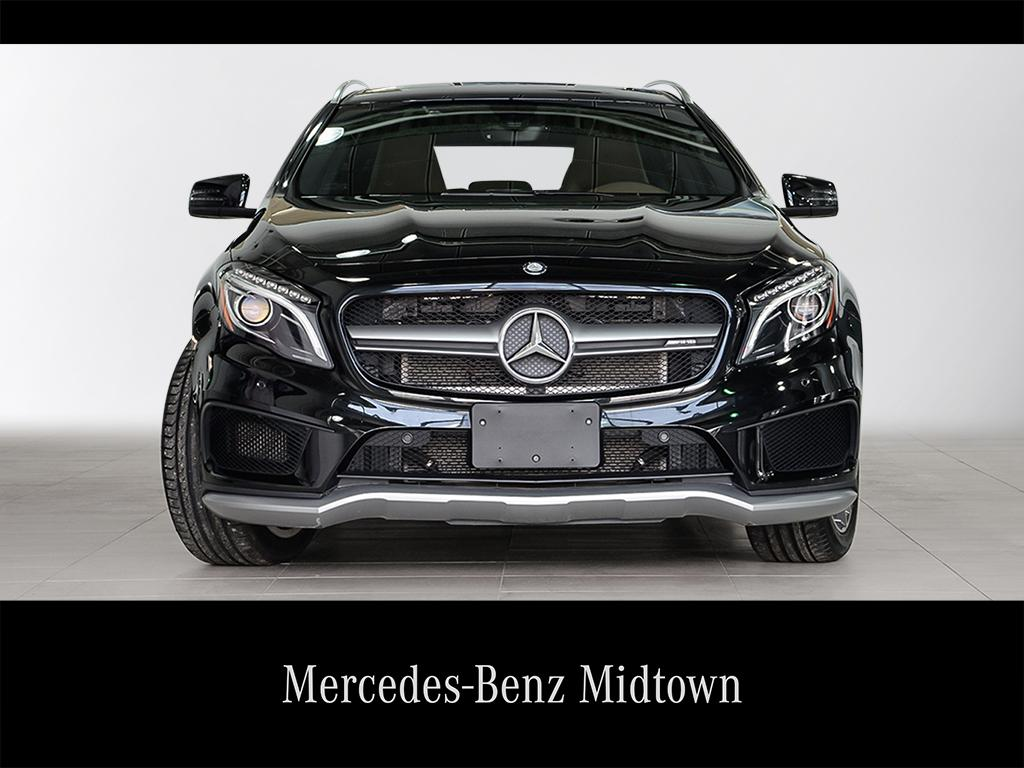 9c7b2644bc Certified Pre-Owned 2015 Mercedes-Benz GLA GLA45 AMG