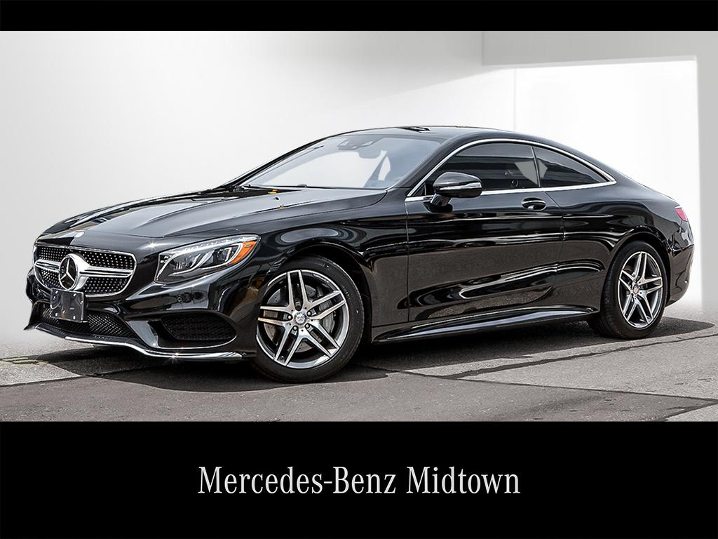 Certified Pre Owned 2015 Mercedes Benz S CLASS S550